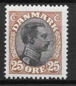 Denmark 1918 - AFA 101 - Unused