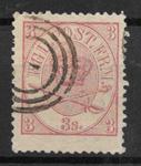 Danmark 1864 - AFA 12 - stemplet