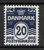 Denmark 1912 - AFA 66a  - Mint