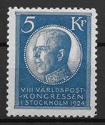 Sweden 1924 - AFA 173 - Unused