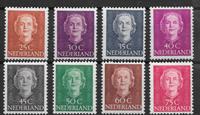 Alankomaat 1949 - AFA 532-38 + 582 - Käyttämätön liimakkeella
