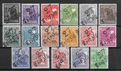 D.D.R 1948 - AFA 1-16 - postfrisk