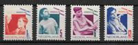 Alankomaat 1931 - AFA 245-248 - Käyttämätön liimakkeella