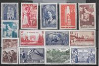 France 1930 - div. Mærker - Mint