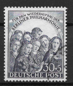 Berlin 1950 - AFA 73 - Cancelled
