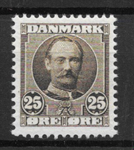 Danmark 1907 - AFA 57 - postfrisk