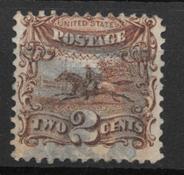 USA 1869 - Mich. 27 - Cancelled