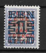 Alankomaat 1923 - AFA 137 - Käyttämätön liimakkeella