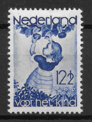 Alankomaat 1935 - AFA 290 - Käyttämätön liimakkeella