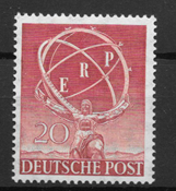 Berlin 1950 - AFA 71 - Mint