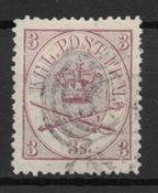 Denmark 1864 - AFA 12 - Cancelled