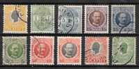 Danish West Indies  1900 - Diverse - Cancelled/Unused