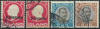 Island - Tjeneste - 1922-30