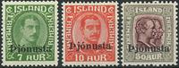 Island - Tjeneste - 1936