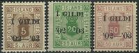 Island - Tjeneste - 1902-03