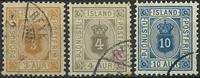 Island - Tjeneste - 1898-1900