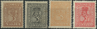Norge - 1863-68