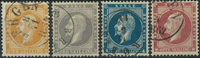 Norge - 1856-57