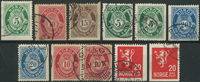 Norge - 1910-28