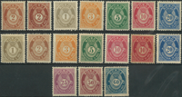 Norge - 1891-98