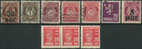Norge - 1891-1929