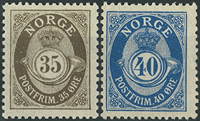 Norge - 1917-22