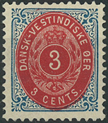 Dansk Vestindien - 1898