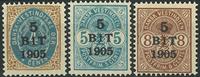 Dask Vestindien - 1905