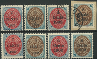 Dansk Vestindien - 1902