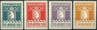 Grønland - Pakkeporto - 1937