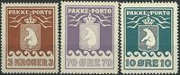 Grønland - Pakkeporto- 1930-37