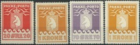 Grønland - Pakkeporto-1915-37