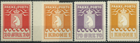 Grønland - Pakkeporto-1915-36