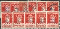 Grønland - Pakkeporto -1915-37