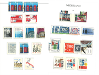 Holland - Samling - 1978-97