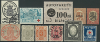 Finland - Samling - 1856-1975
