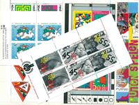 Netherlands - Duplicate lot souvenir sheets