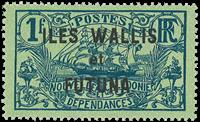 Wallis - YT 15 - Mint