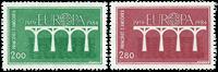 Andorre francais YT 329-30