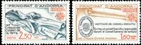 Andorre francais YT 300-01