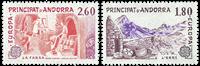 French Andorra YT 313-14