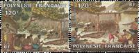 French Polynesia 1984 YT PA185A Ausipex 84