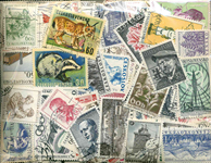 Cecoslovacchia - lotto di circa 680 doppi 1946/1980