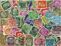 Tyske Rige - Dubletlot, gamle udgaver