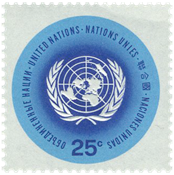 United Nations - YT 144a