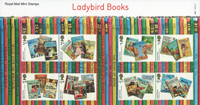 Great Britain - Ladybird Books - Presentation pack