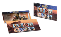 Gran Bretagna 2017 - Star Wars / 'The Last Jedi' - presentation pack