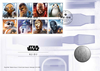 Great Britain - Star Wars R2-D2 - PNC / Coin Cover