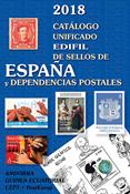 Catálogo Edifil - España y dependencias postales 2018