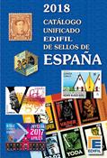 Edifil catalogue - Espagne 2018
